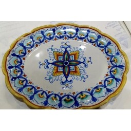 Oval serving dish 38 cm