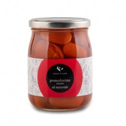 Natural red tomato - 560 g