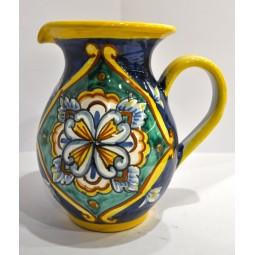Ceramic jug with handle 1,5 lt