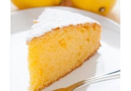 Lemon cake of the Amalfi coast